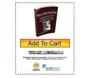 Purchase Reduce Clutter eBook